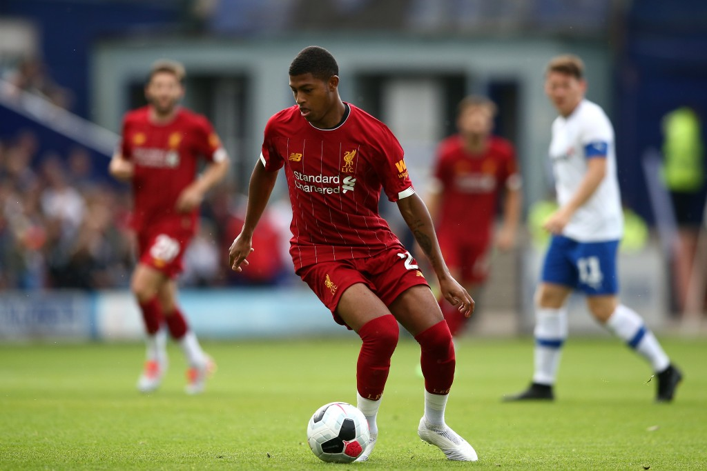 Brewster set to play a bigger role next season (Photo by Jan Kruger/Getty Images)