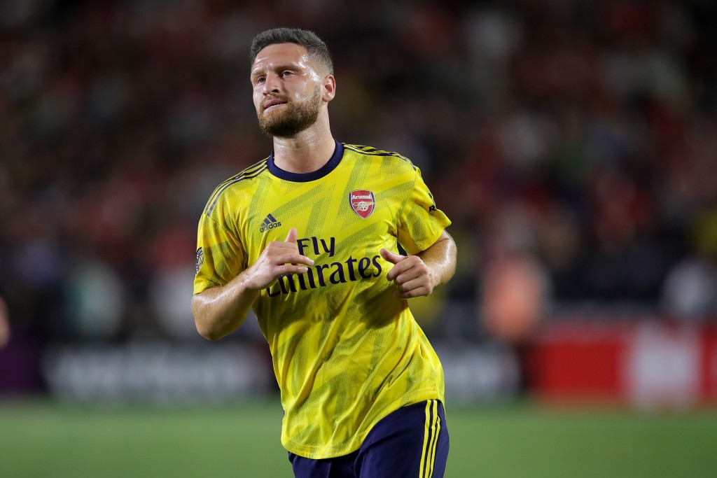 Where will the error-prone Mustafi end up before the European deadline? (Photo by Alexander Hassenstein/Bongarts/Getty Images)