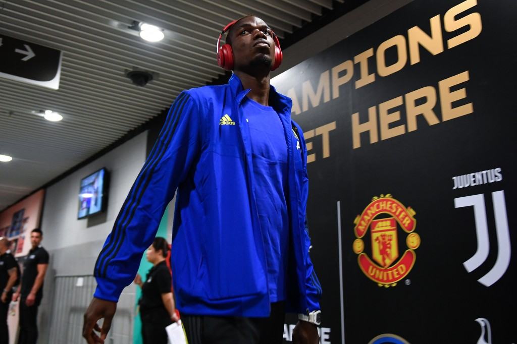 Pogba's future hangs in the balance. (Photo by Thananuwat Srirasant/Getty Images)