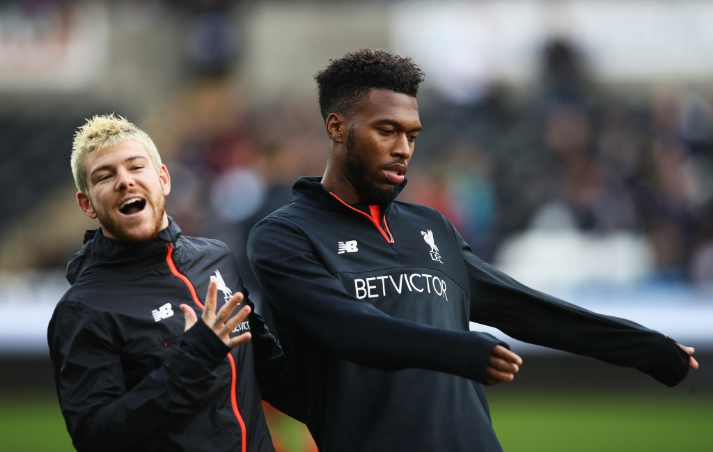 Moreno and Sturridge have left Liverpool (Photo by Julian Finney/Getty Images)