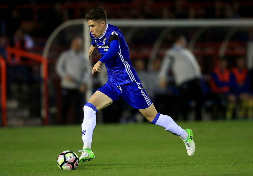 Primed for a bright future in the Chelsea blue? (Photo by Ben Hoskins/Getty Images)