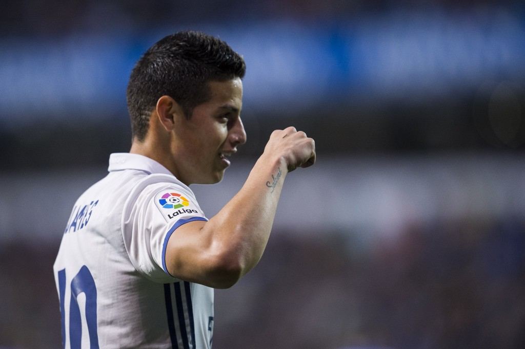 Set to don the whites of Real Madrid again? (Photo by Juan Manuel Serrano Arce/Getty Images)
