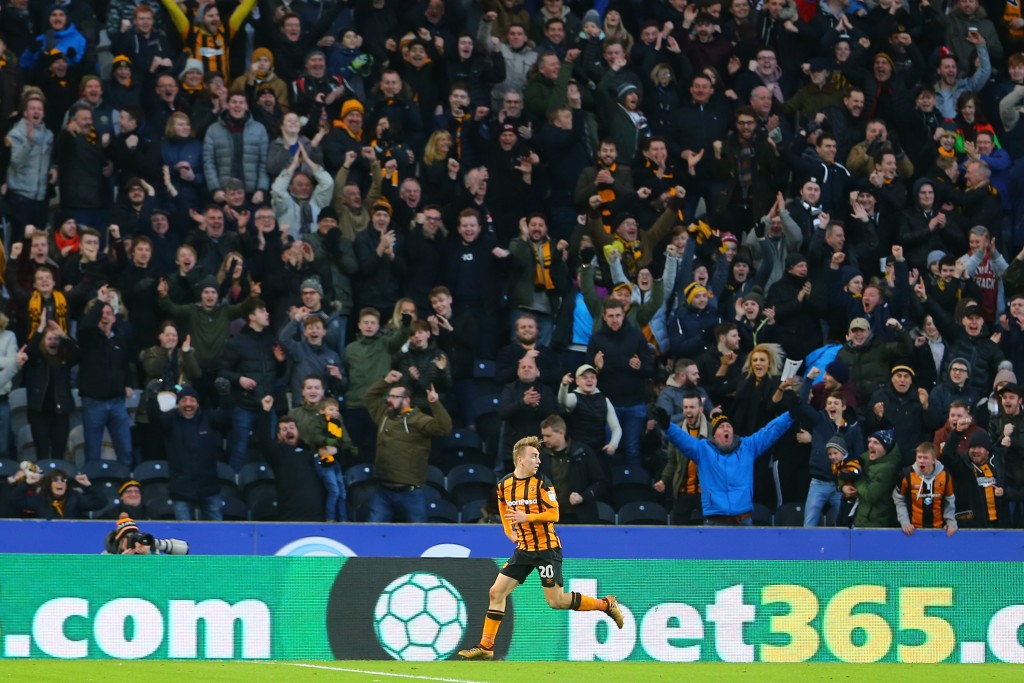 Can Jarrod Bowen be the new face of Arsenal's wing attack? (Picture Courtesy - AFP/Getty Images)