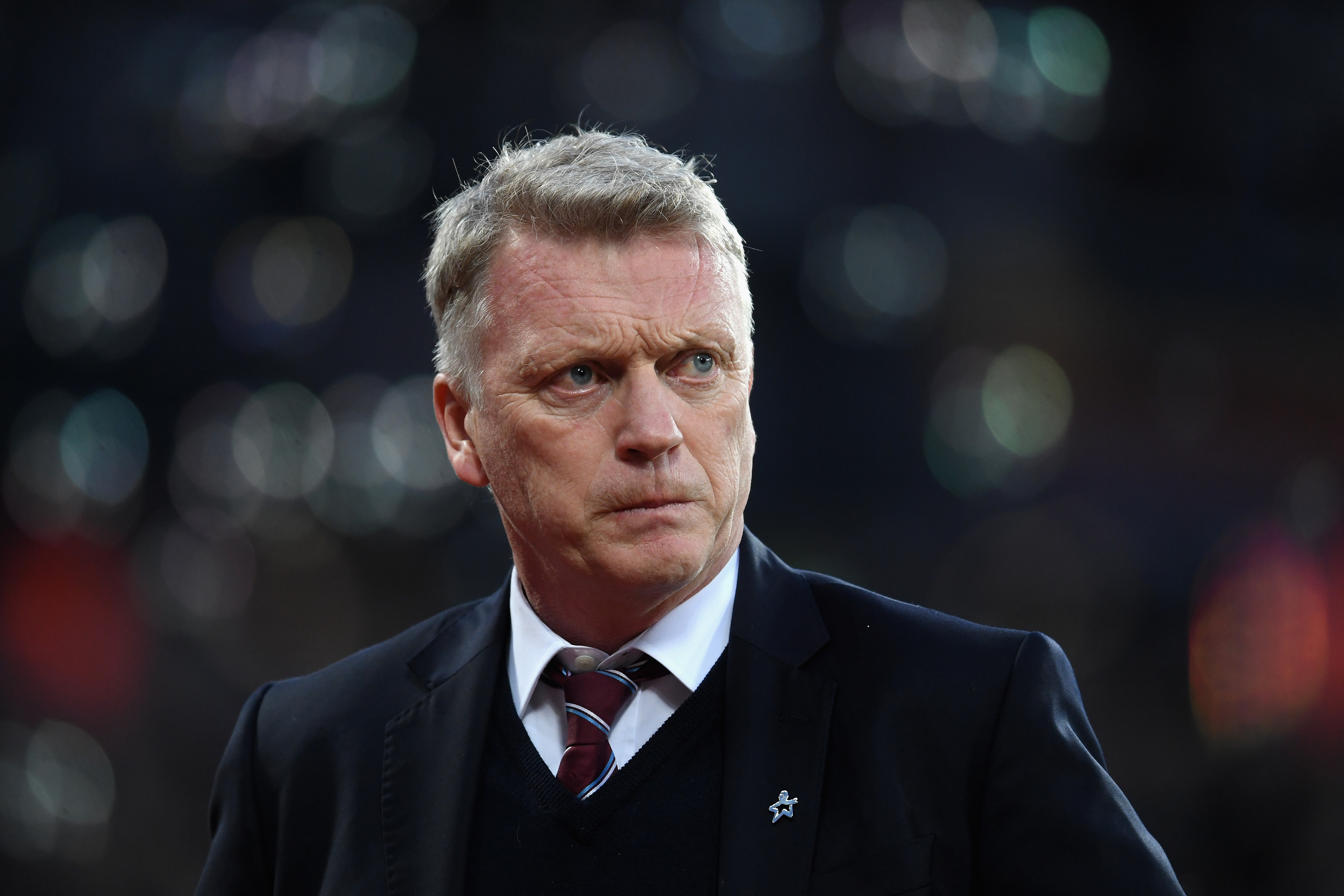David Moyes will not bein the West Ham dugout (Photo by Mike Hewitt/Getty Images)