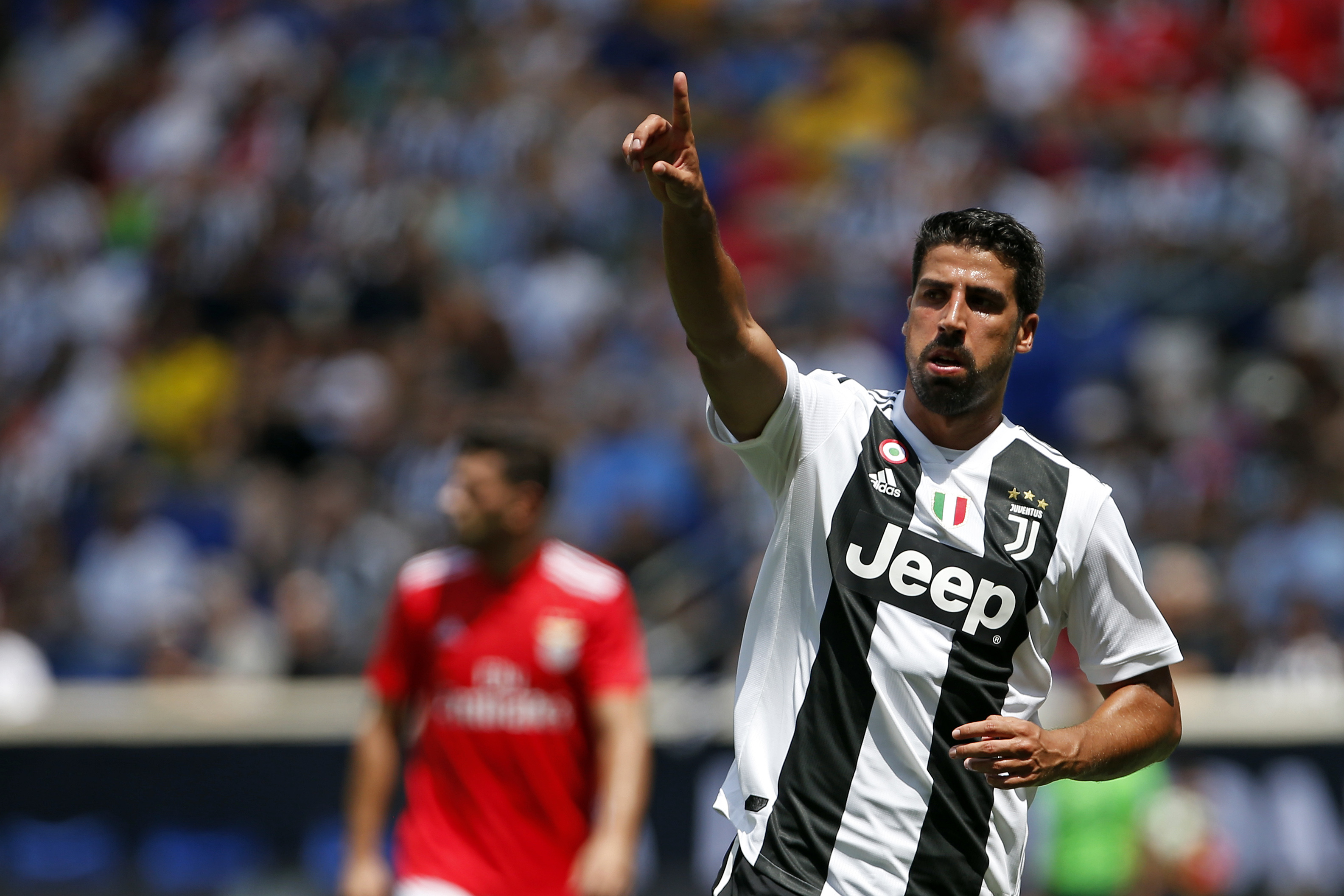 Sami Khedira is no longer the player he once was. (Photo by Adam Hunger/Getty Images)