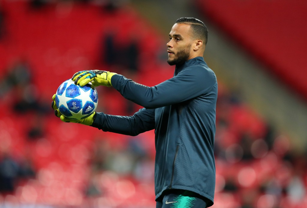 Vorm on Liverpool's radar (Photo by Catherine Ivill/Getty Images)