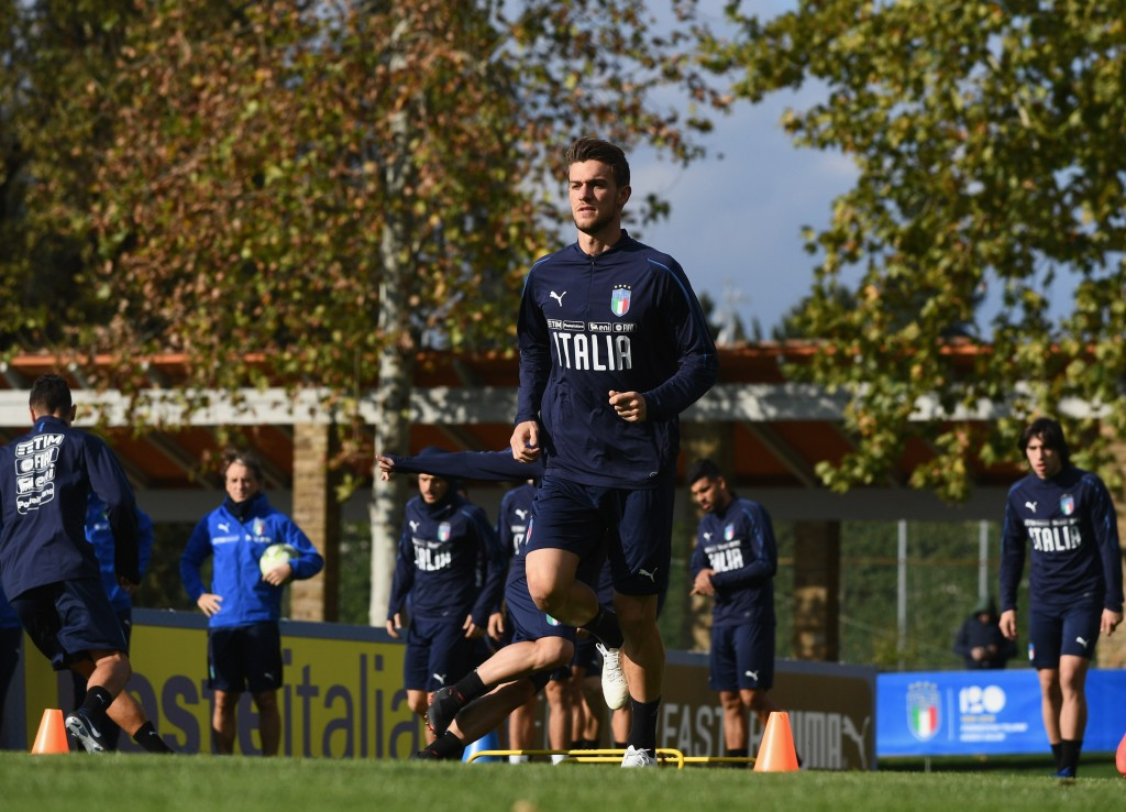 Rugani will need regular football to be a regular for the Italian National Team. (Picture Courtesy - AFP/Getty Images)