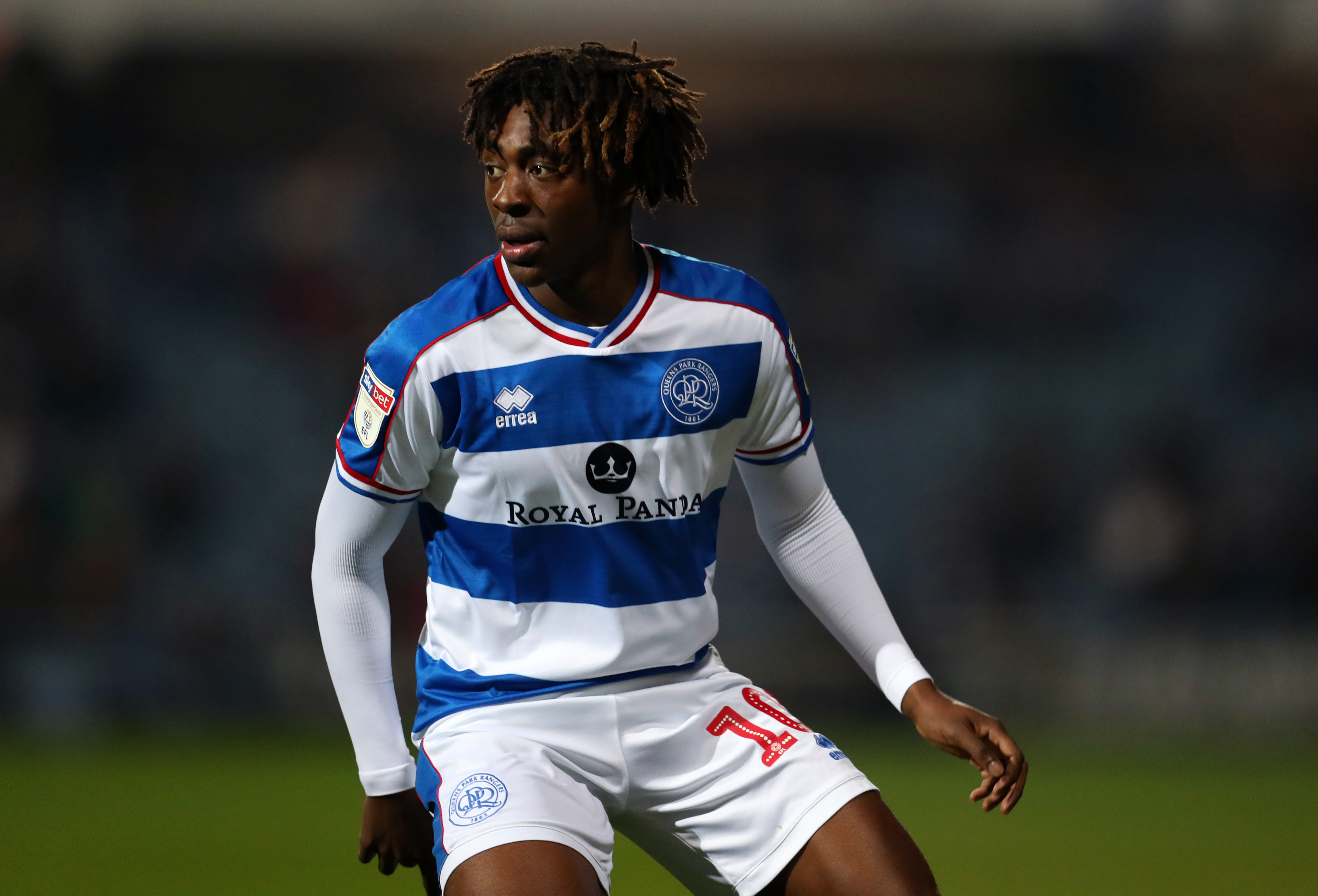 Eberechi Eze has left QPR for Crystal Palace (Photo by Catherine Ivill/Getty Images)