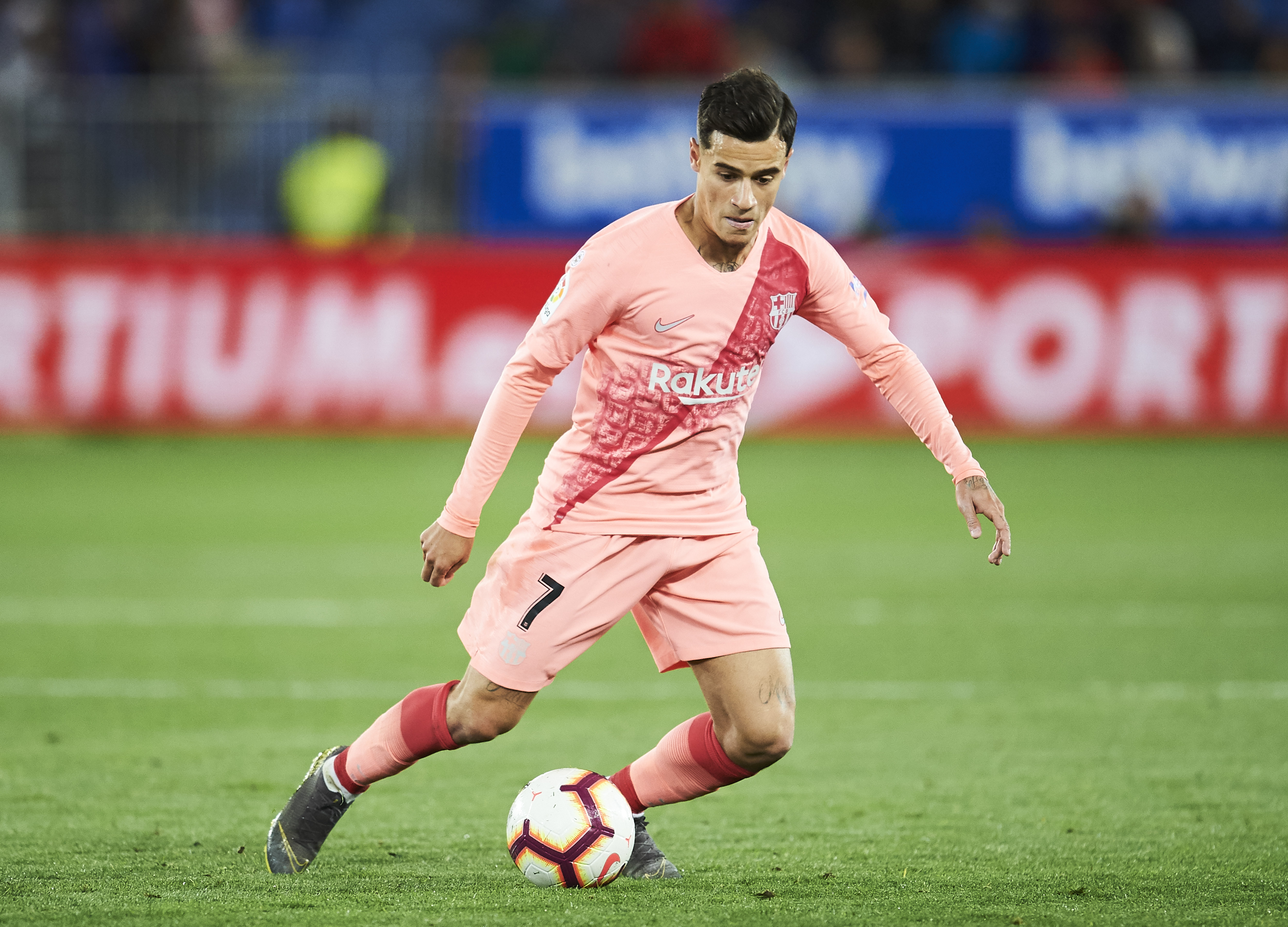 Could Coutinho join Arsenal or Tottenham? (Photo courtesy: AFP/Getty)