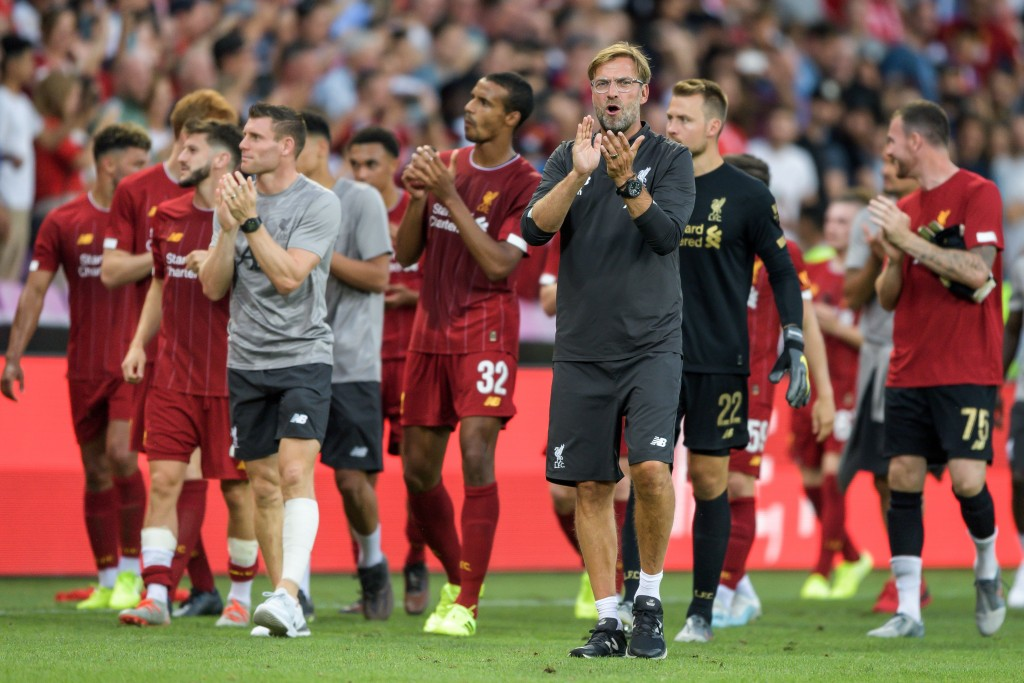 Liverpool's pre-season preparations have been far from ideal (Photo by FABRICE COFFRINI/AFP/Getty Images)