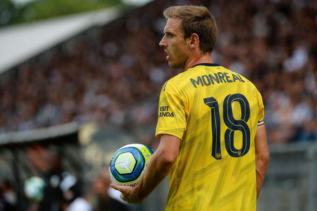 Monreal set to return to Spain (Photo by JEAN-FRANCOIS MONIER/AFP/Getty Images)