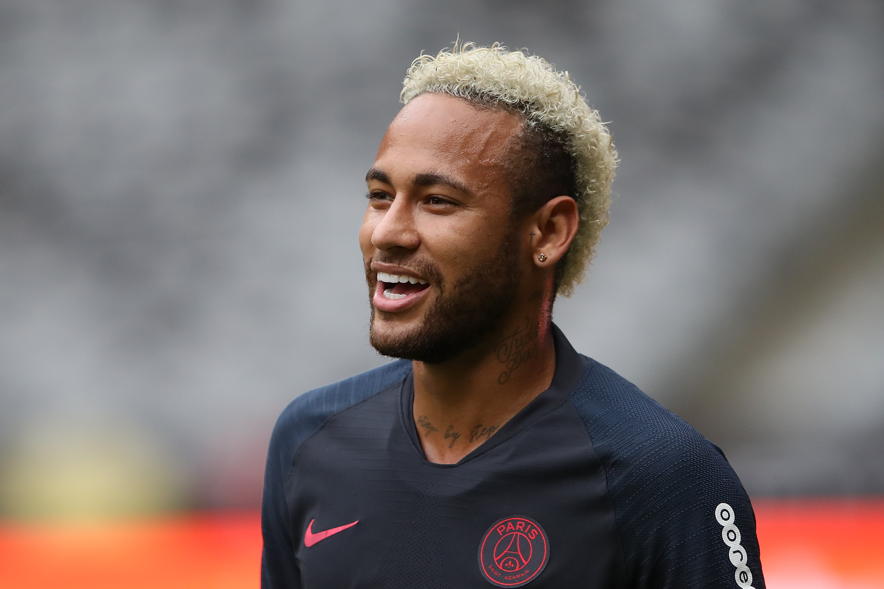 There are not many better than Neymar. (Photo by Lintao Zhang/Getty Images)