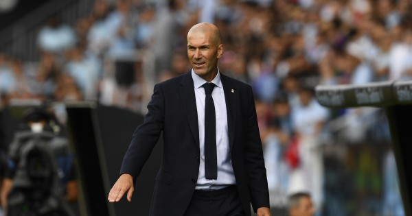 Zidane has just one injury concern ahead of the Getafe game (Photo by Octavio Passos/Getty Images)