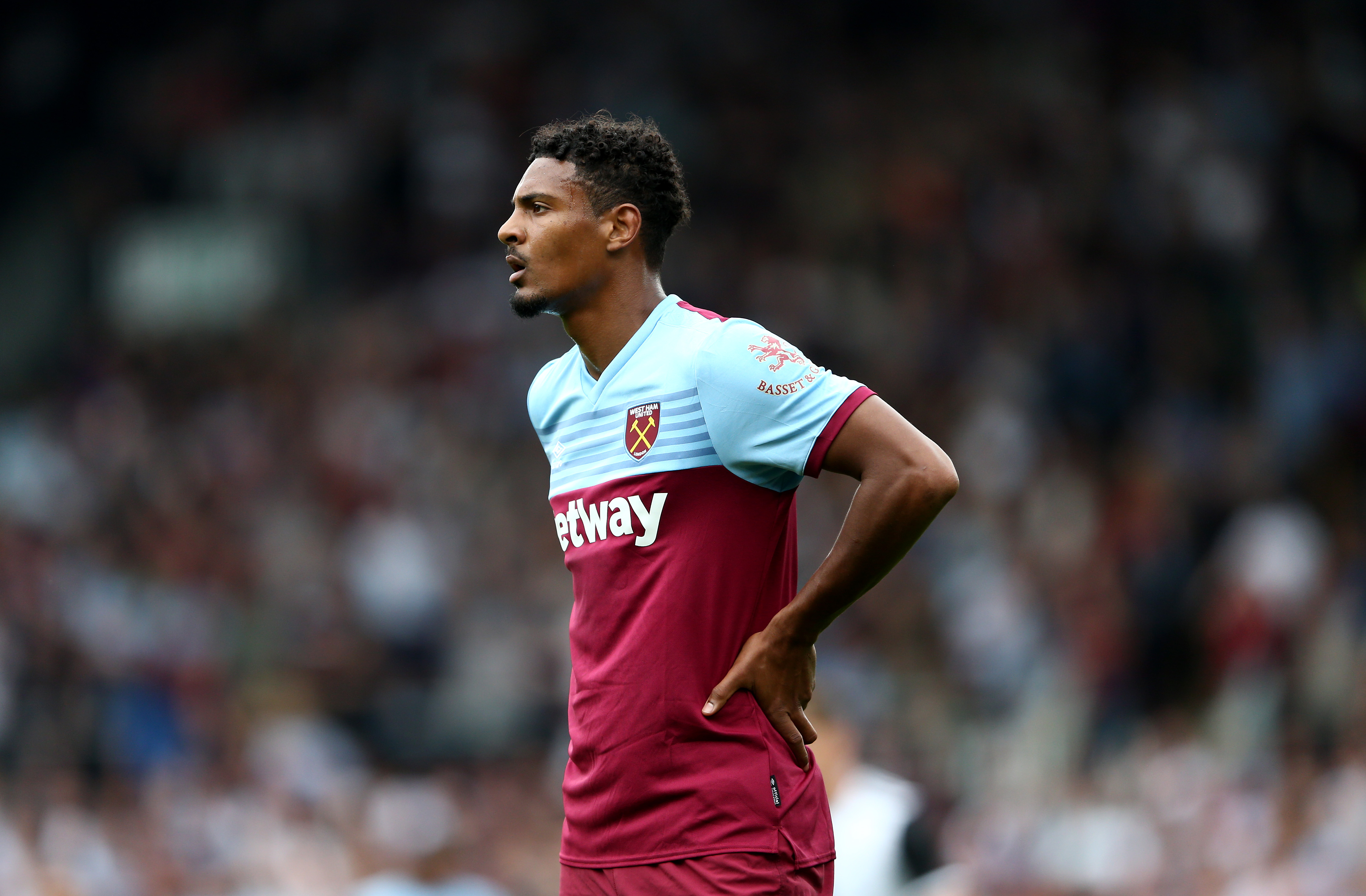 Haller ruled out for West Ham (Photo by Warren Little/Getty Images)