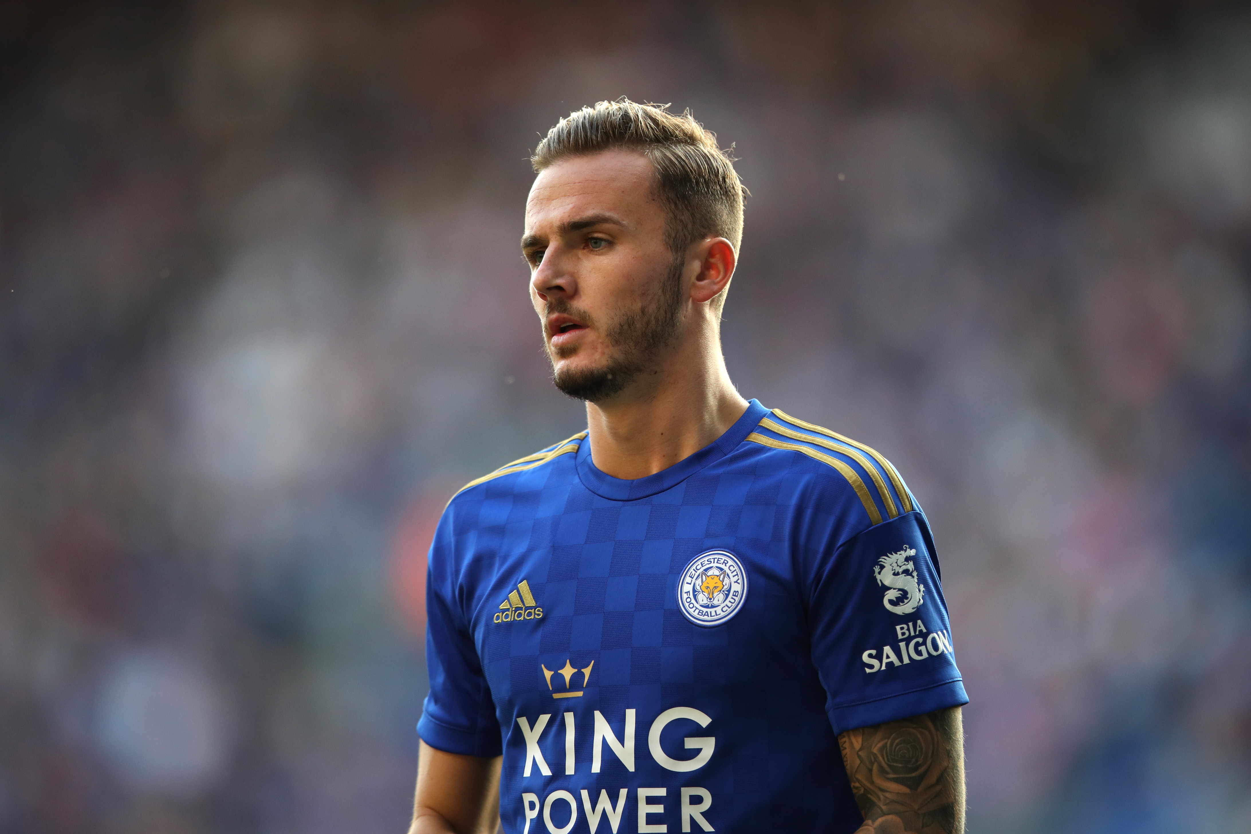 James Maddison has been the fulcrum of this Leicester City side.(Photo by Alex Pantling/Getty Images)