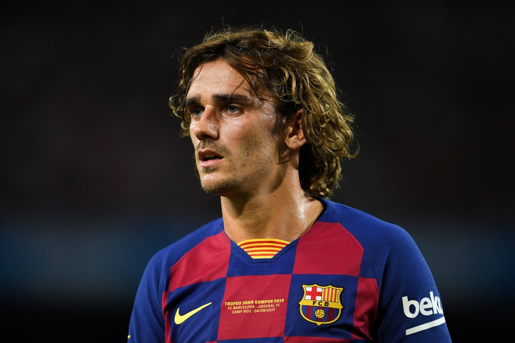 The key man for Barcelona. (Photo by David Ramos/Getty Images)