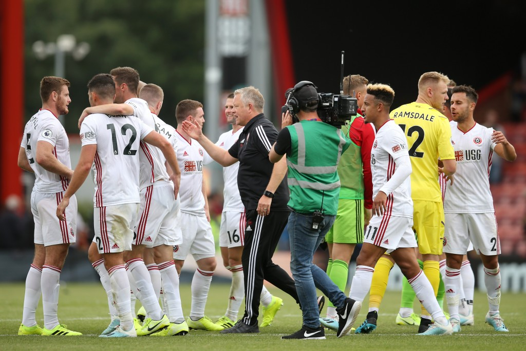 Chris Wilder's men have started the season well (Photo by Steve Bardens/Getty Images)