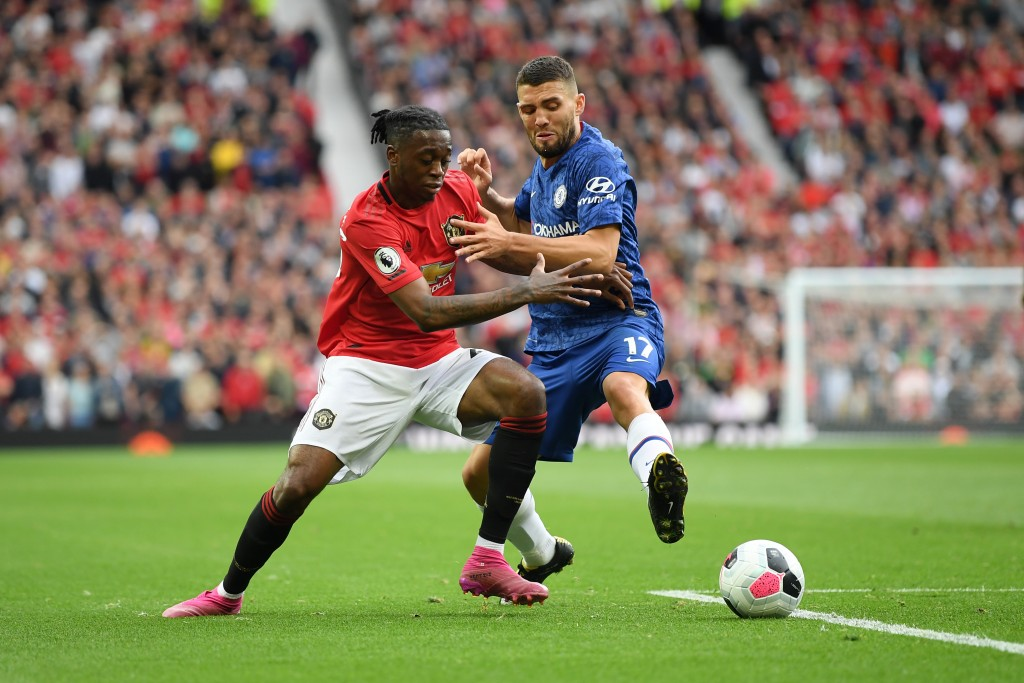 Maguire catches Mourinho's eye on Man United debut