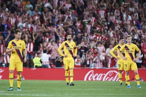 Barcelona Player Ratings vs Athletic Bilbao: Griezmann anonymous on debut; ter Stegen the only positive