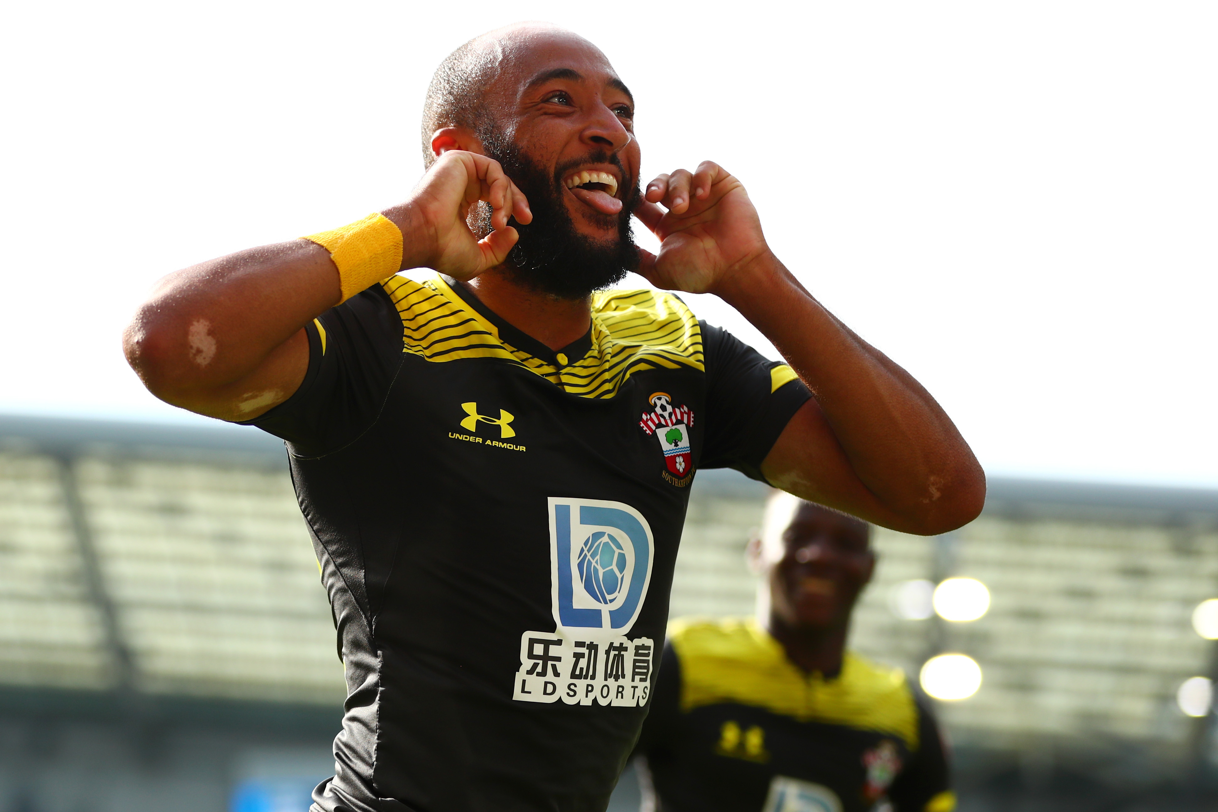 Nathan Redmond will be unavailable for Southampton against Arsenal (Photo by Dan Istitene/Getty Images)