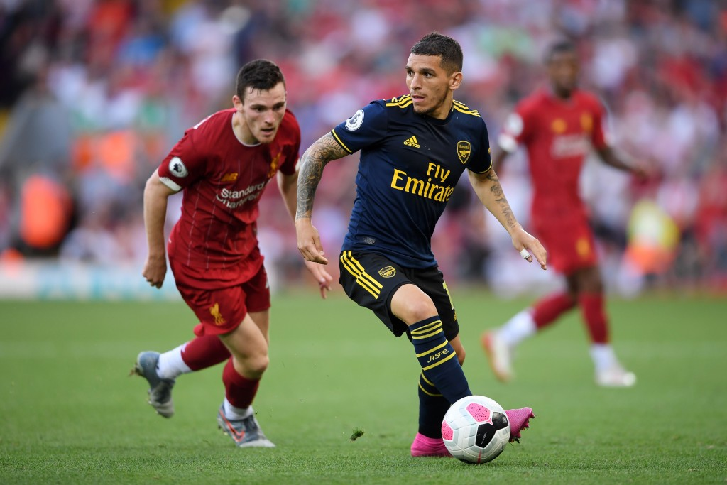 Would the result be different had Torreira played from the start? (Photo by Laurence Griffiths/Getty Images)