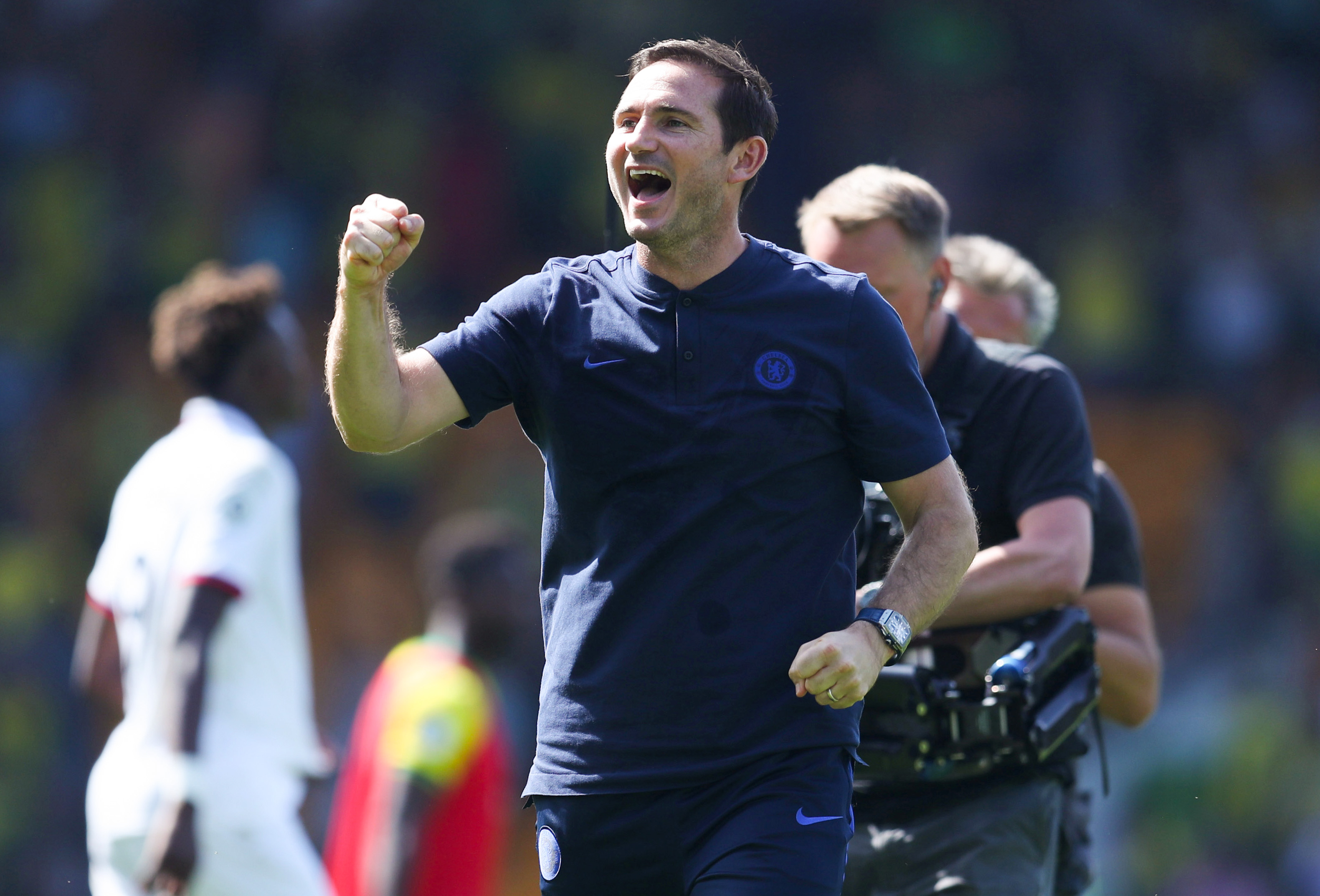 Lampard's first season at Chelsea was a success (Photo by Catherine Ivill/Getty Images)