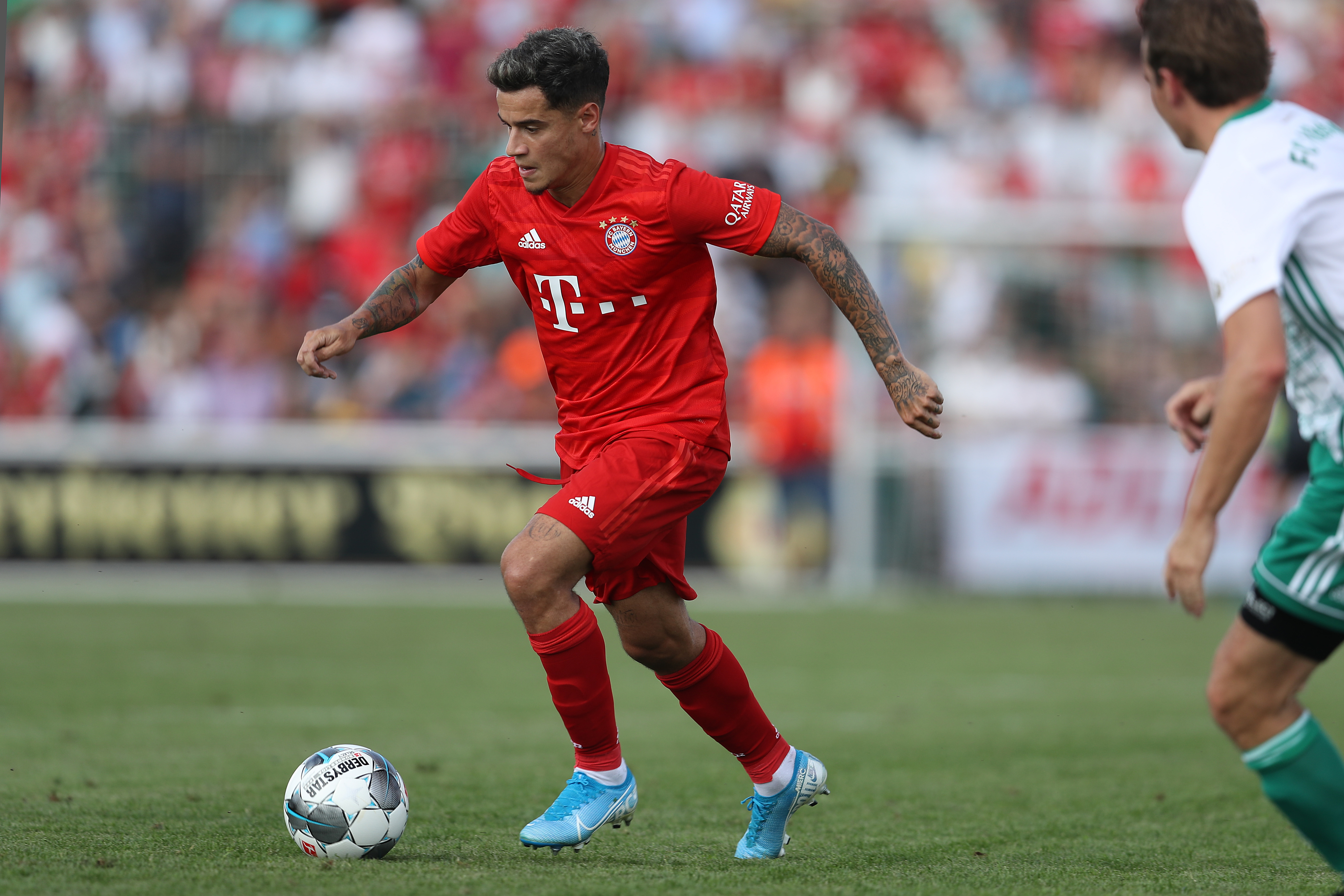 What next for Philippe Coutinho? (Photo by Alexander Hassenstein/Bongarts/Getty Images)