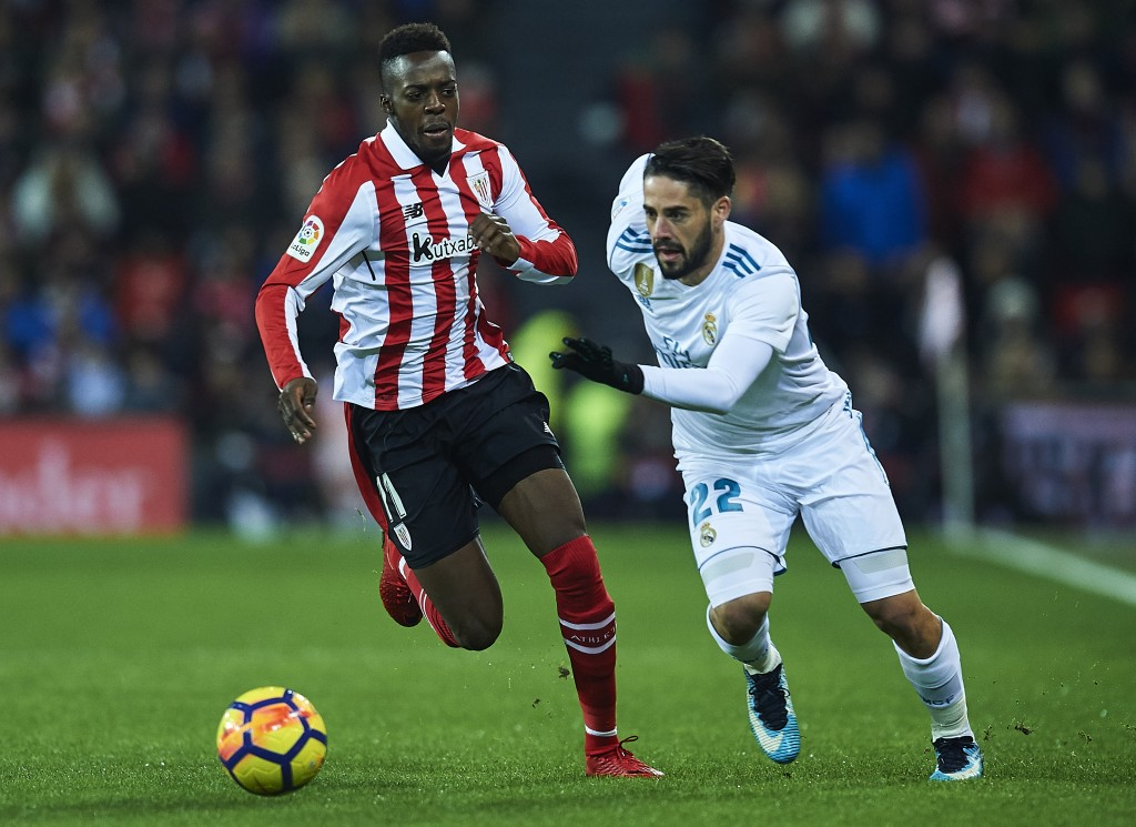 Manchester United eye move for Ghanaian striker Inaki Williams