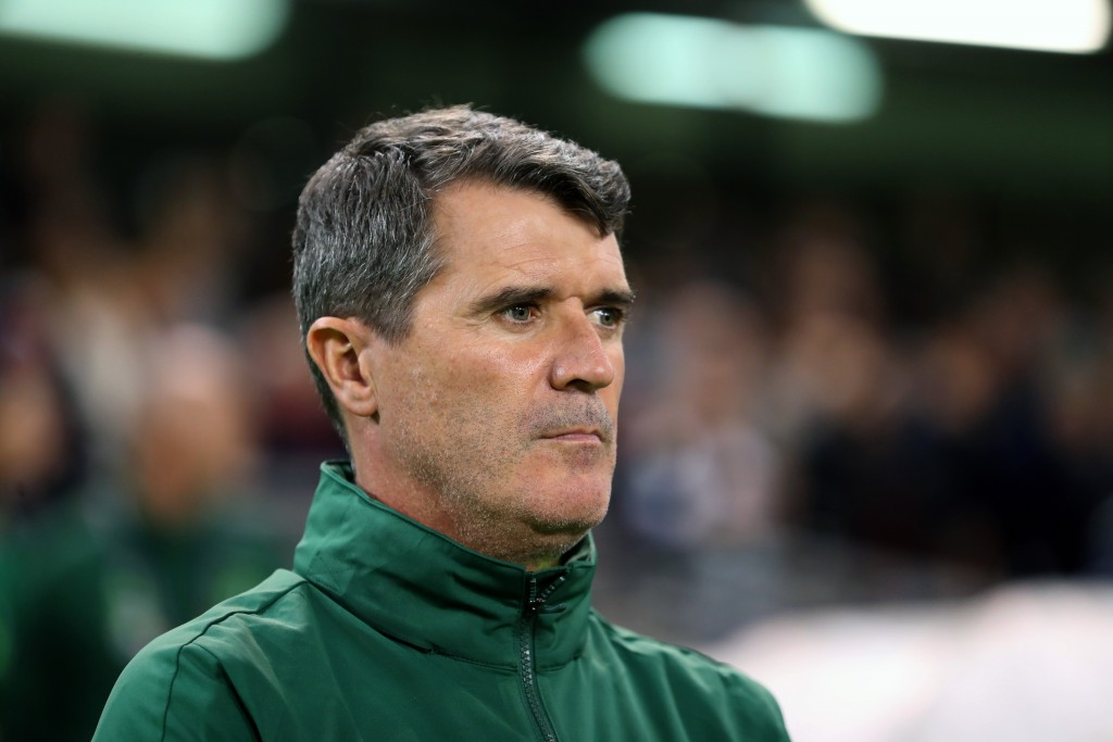 Roy Keane has a piece of advice for Rashford. (Photo by Catherine Ivill/Getty Images)