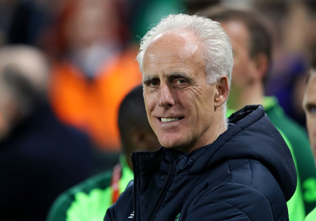 Mick McCarthy's second stint as Ireland manager is off to a solid start (Photo by Catherine Ivill/Getty Images)