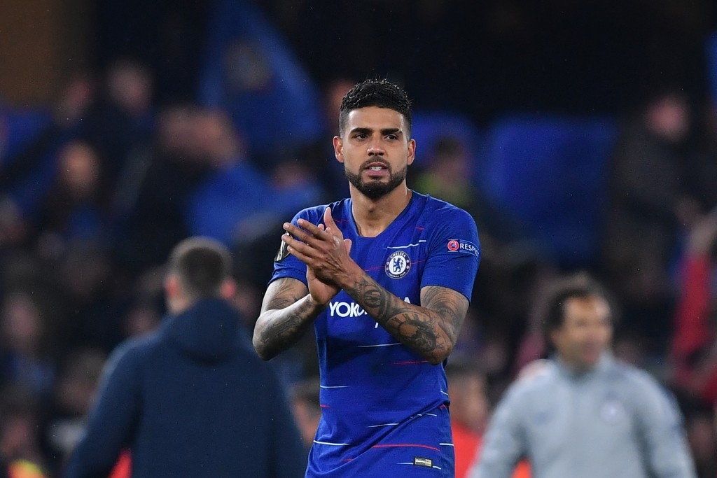 Emerson seems to have grown in stature at Chelsea and on the fans. (Picture Courtesy - AFP/Getty Images)