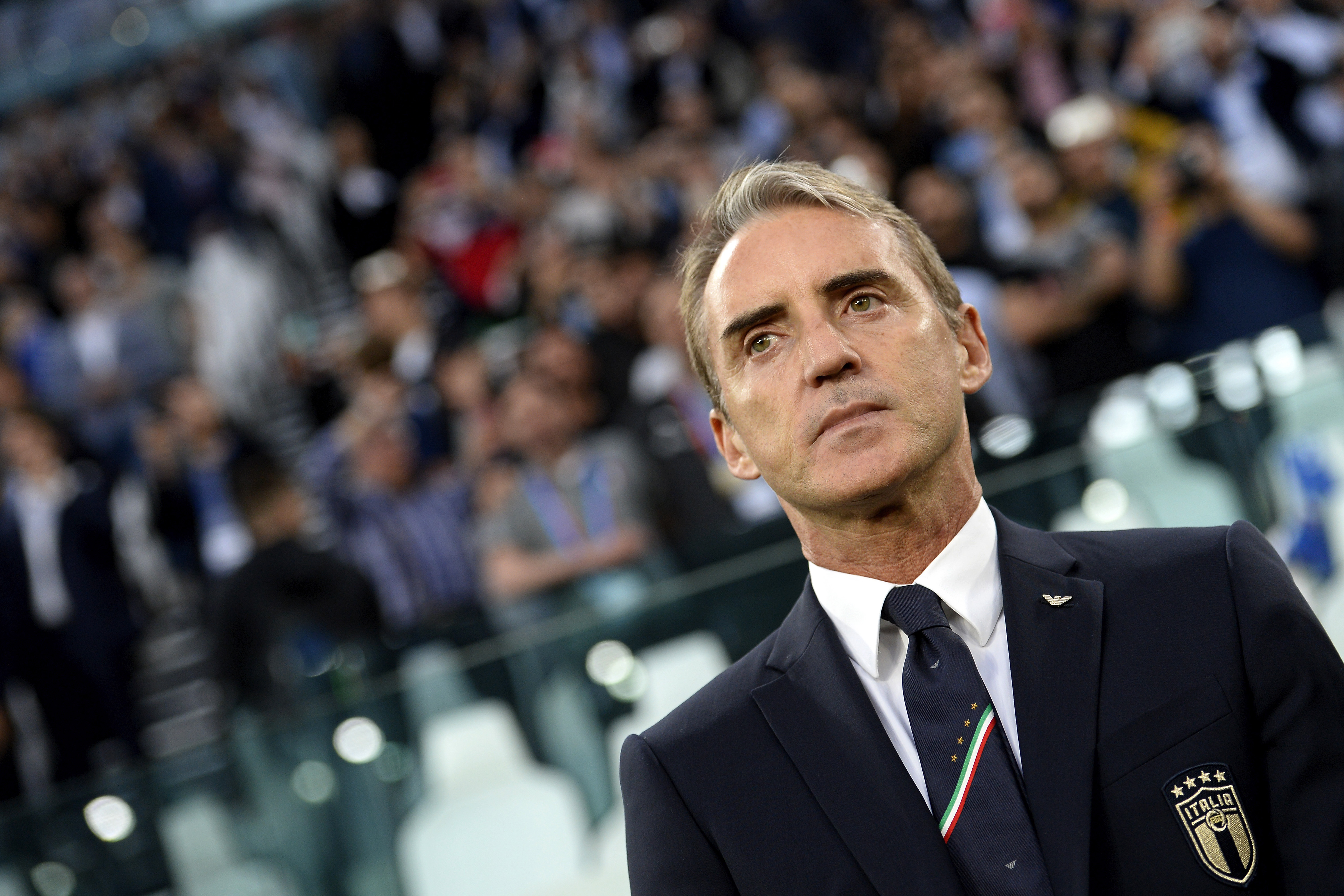 Mancini has done an incredible job turning the Italian National Team around. (Photo by Filippo Alfero/Getty Images)