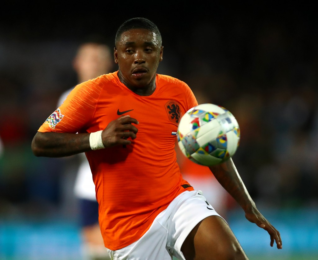 Steven Bergwijn has withdrawn from the Netherlands squad (Photo by Dean Mouhtaropoulos/Getty Images)