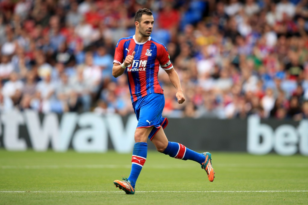 Milivojevic back in Serbia squad (Photo by Marc Atkins/Getty Images)