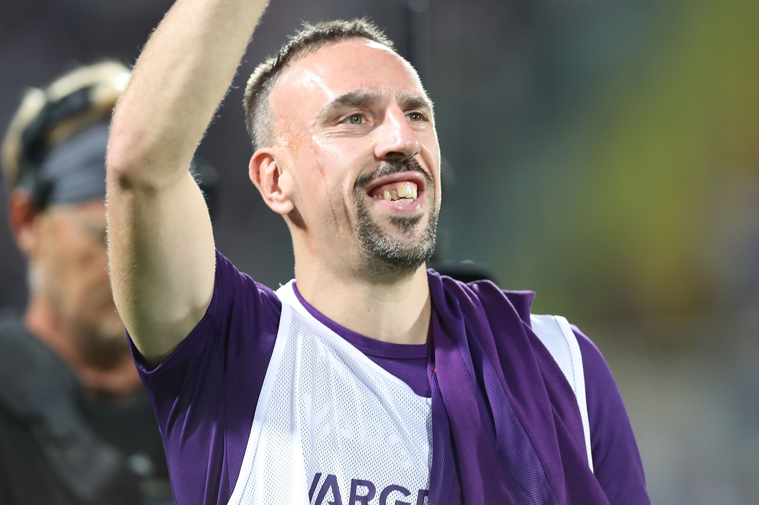Franck Ribery is unavailable for Fiorentina (Photo by Gabriele Maltinti/Getty Images)