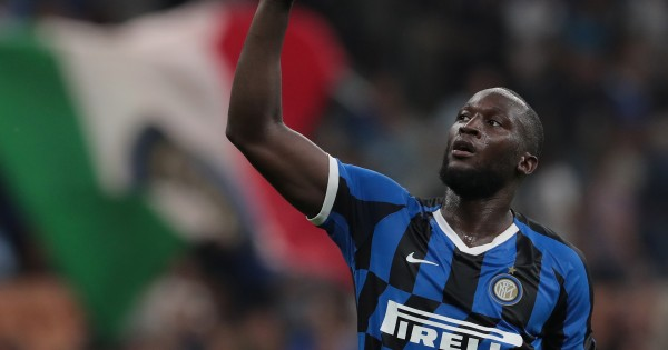 Will Lukaku be the difference between the two sides? (Photo by Emilio Andreoli/Getty Images)