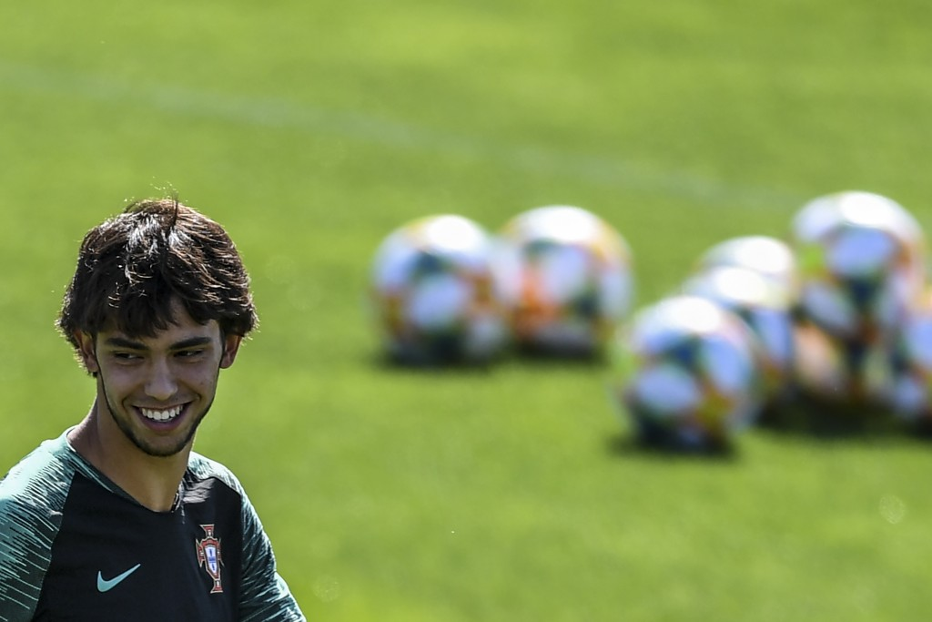 The future of Portugal (Photo by Patricia De Melo Moreira/AFP/Getty Images)
