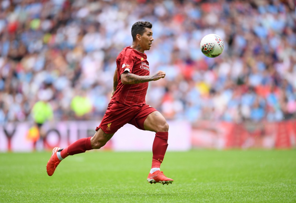 Firmino is the player who makes Liverpool tick. (Photo by Laurence Griffiths/Getty Images)