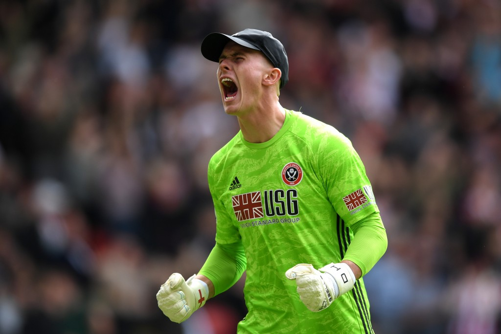 Chelsea, Tottenham interested in Manchester United star Dean Henderson