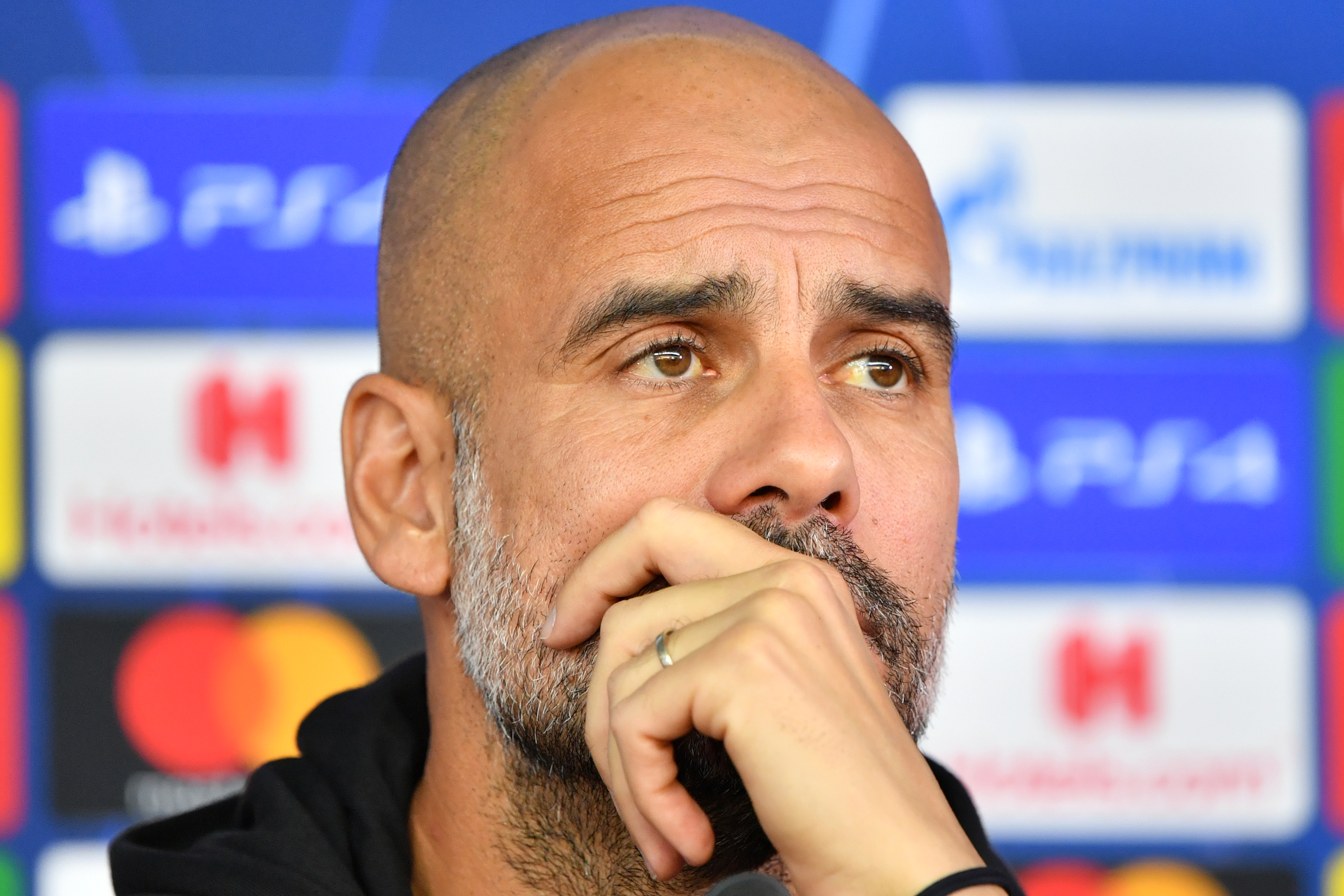 Pep was influential in bringing Garcia to City and could be influential in him going back.