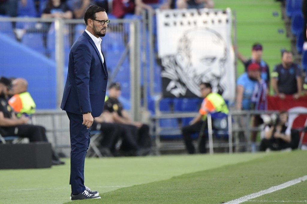 Can Jose Bordalas & co. heap more misery on Barcelona? (Photo by Javier Soriano/AFP/Getty Images)
