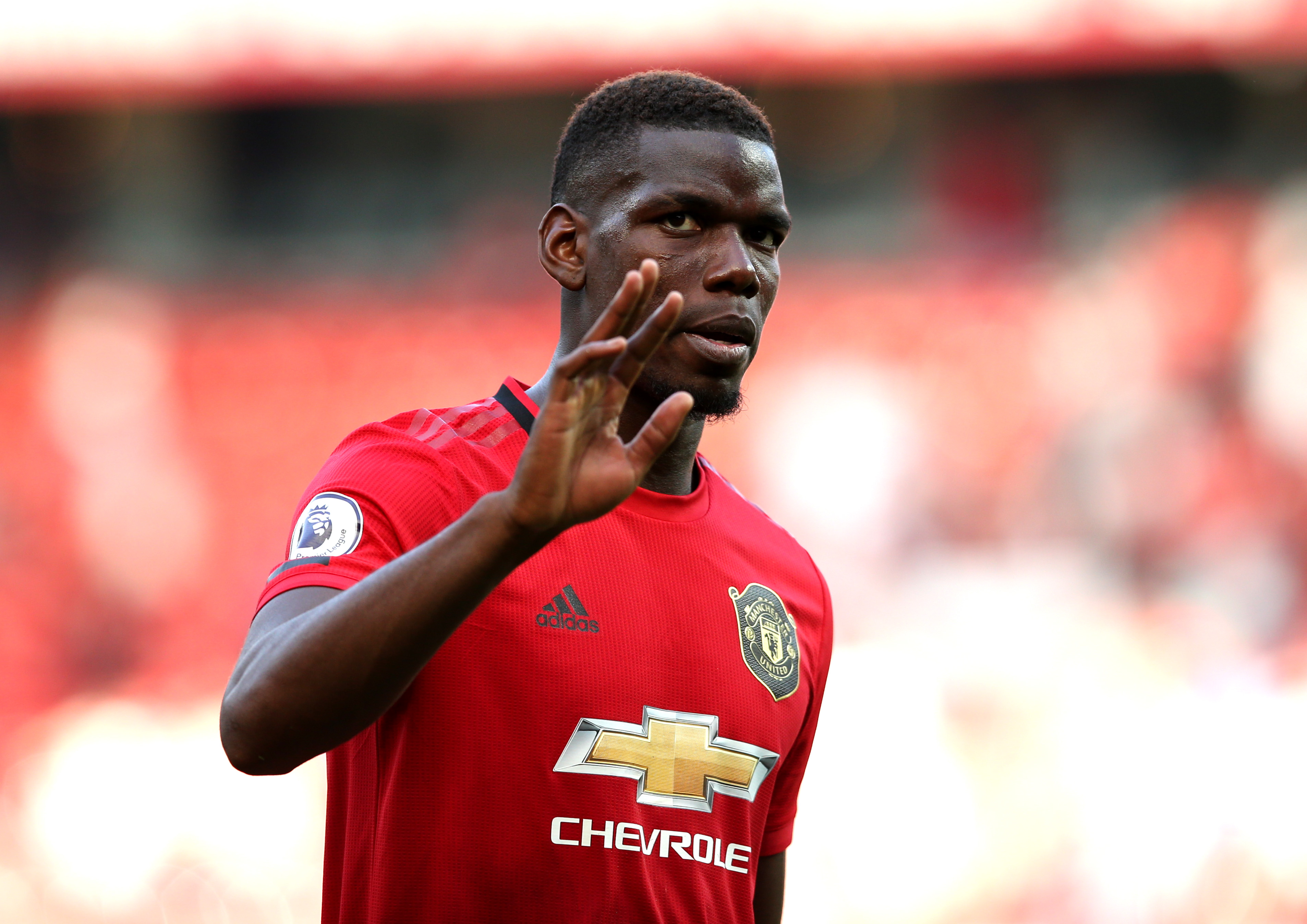 Will Pogba be on his way out of Manchester United? (Photo by Jan Kruger/Getty Images)