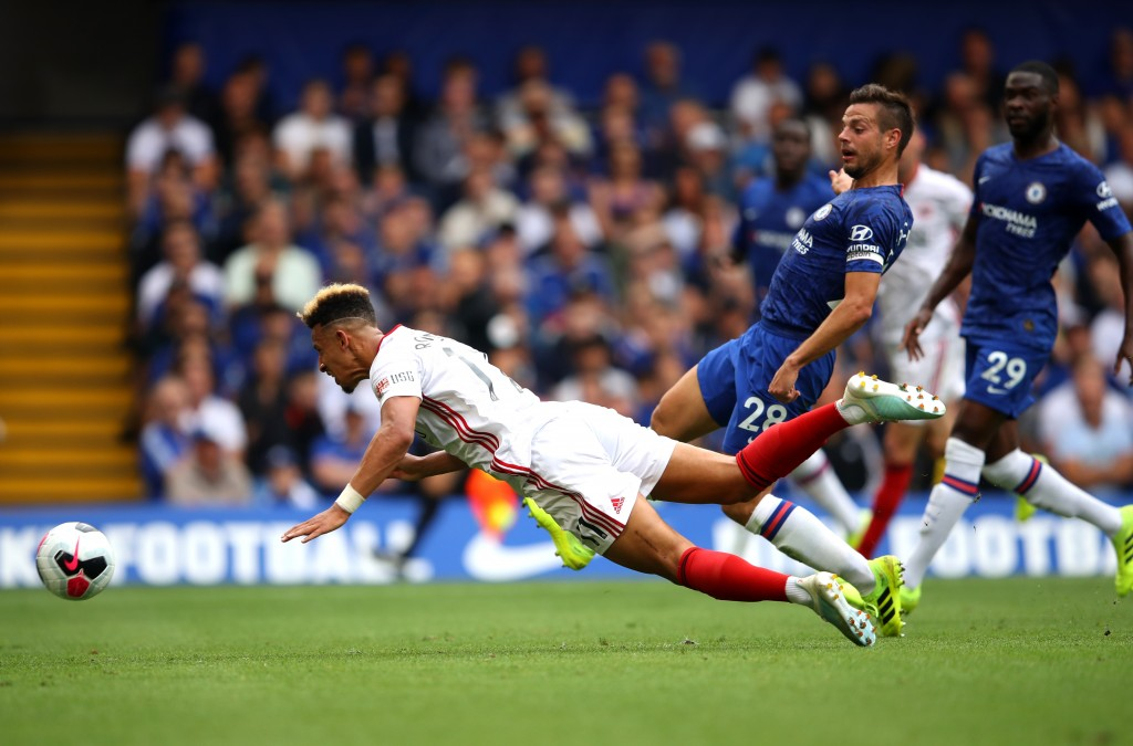 Azpilicueta far from his best (Photo by Warren Little/Getty Images)