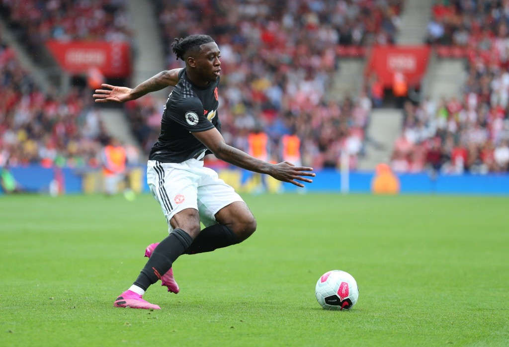 Wan-Bissaka is a major doubt for Saturday (Photo by Catherine Ivill/Getty Images)