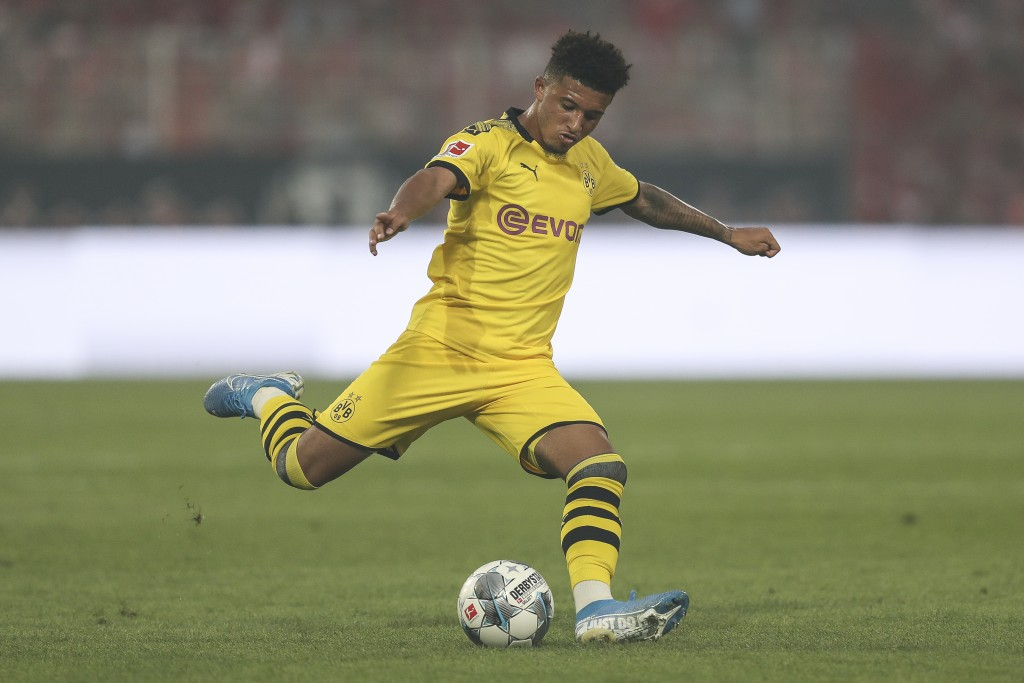 Sancho open to England return (Photo by Maja Hitij/Bongarts/Getty Images)