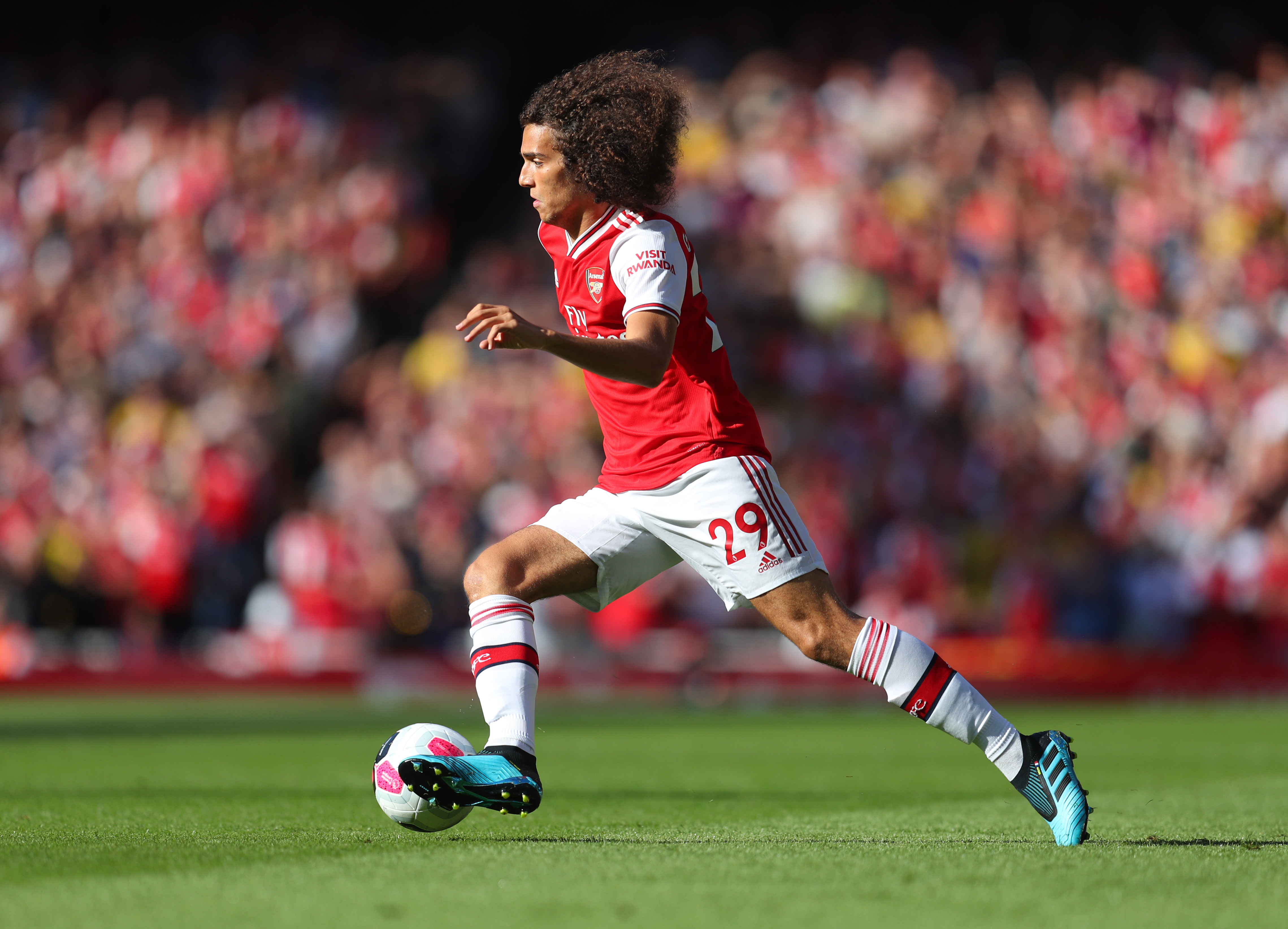 Set to become Arsenal's key star this season? (Photo courtesy: AFP/Getty)