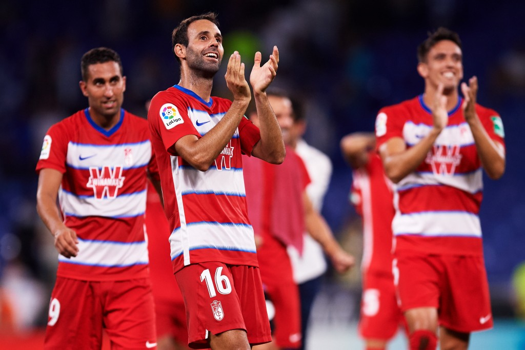 Granada have started the season in strong fashion. (Photo by Alex Caparros/Getty Images)
