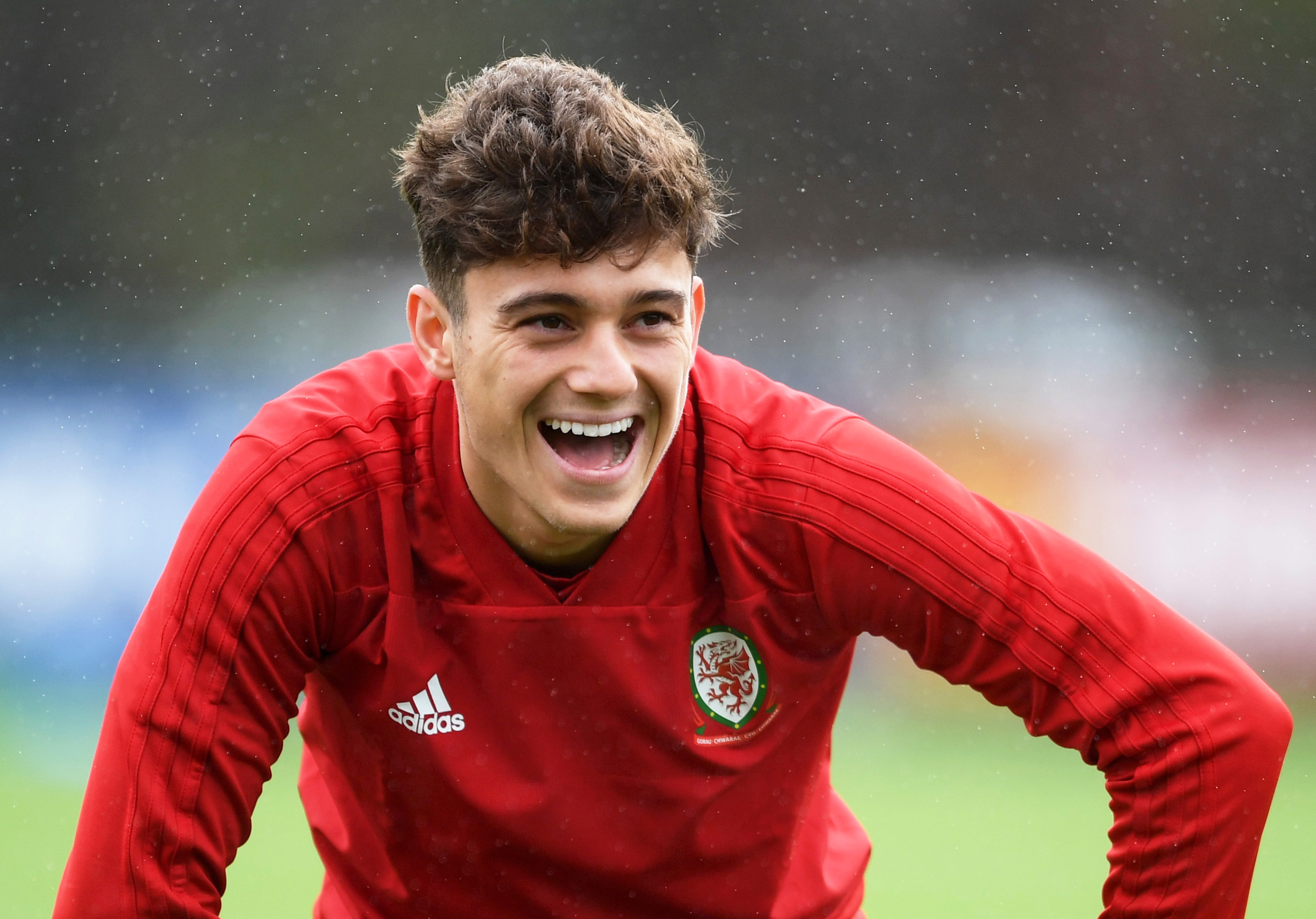 Leeds, Everton and Crystal Palace remain interested in Daniel James. (Photo by Harry Trump/Getty Images)