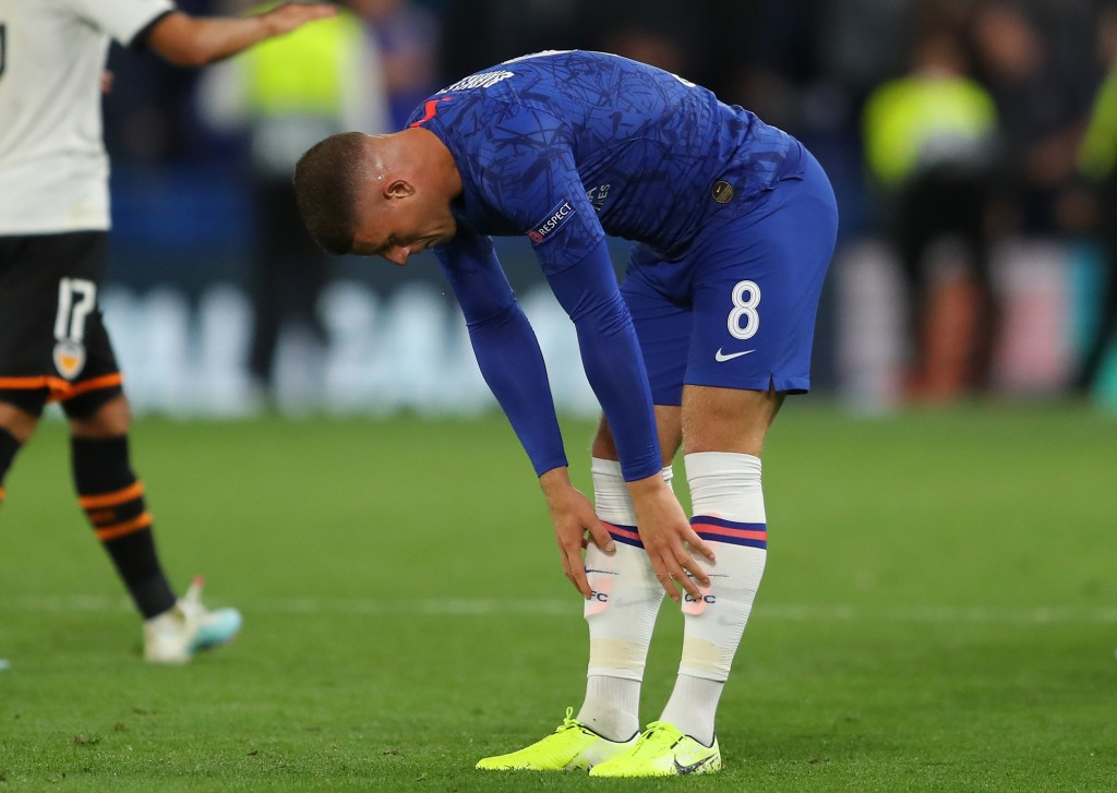 Chelsea really ought to have offloaded Ross Barkley this summer. (Photo by Richard Heathcote/Getty Images)