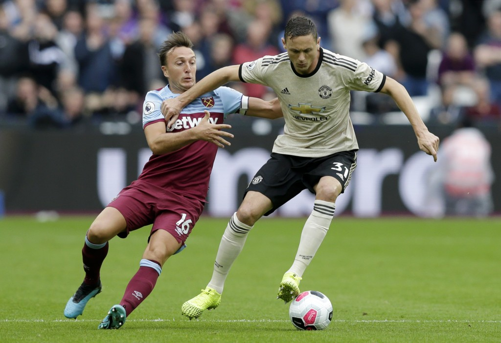 Matic was poor (Photo by Henry Browne/Getty Images)